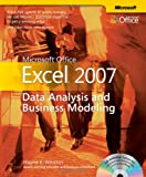 Microsoft® Office Excel® 2007: Data Analysis and Business Modeling (Bpg -- Other)