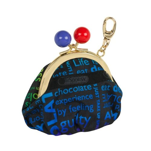 Dylan's Candy Bar LeSportsac Gumball Coin Charm in Sweet Talk