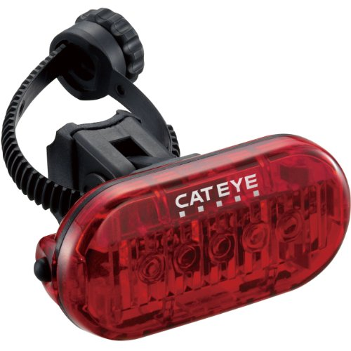 キャットアイ (CAT EYE) フラッシングセーフティ/テールライト TL-LD155-R