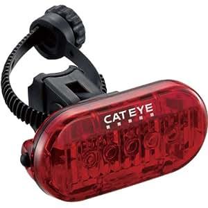キャットアイ(CAT EYE) セーフティライト [TL-LD155-R] OMNI-5 オムニファイブ リア用