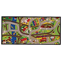 Ride The Train Learn And Play Rug Carpet 142 Review