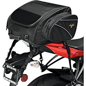 Nelson-Rigg Classic Expandable Sport Tank/Tail Pack CL-1040