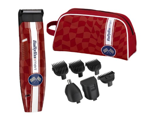 BaByliss 7057RGU Speedline Grooming Gift Set for Men