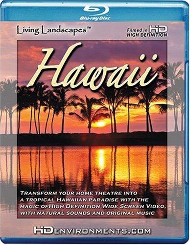 Живые Пейзажи: Гавайские Острова / Living Landscapes: Hawaii Islands (2008) BDRip