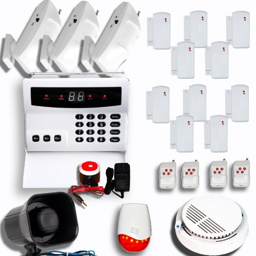 wireless alarm system best diy wireless alarm system for home