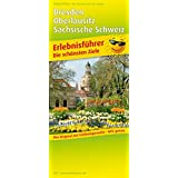 Dresden, Oberlausitz, Sächsische Schweiz: Mit Ausflugszielen, Einkehr- & Freizeittipps, GPS-genau. 1:180000