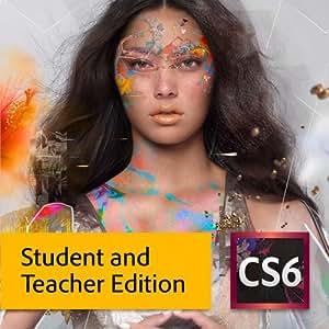 Adobe CS6 Design and Web Premium Student and Teacher Edition