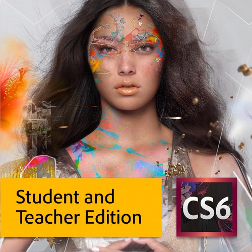 Adobe CS6 Design and Web Premium Student and Teacher Edition for Mac [Download]