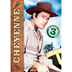 Cheyenne: The Complete Third Season (5 Discs)