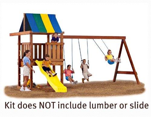 Swing N Slide NE5056 Wrangler Combo Kit