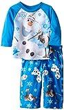 Disney Baby Boys' Frozen snow Pals 2 Piece Pajama Set