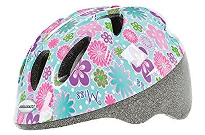 Raleigh Girl's Rascal Miss Cycle Helmet - Green, 44-50 cm from Raleigh