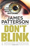 Dont Blink (0099525348) by Patterson, James