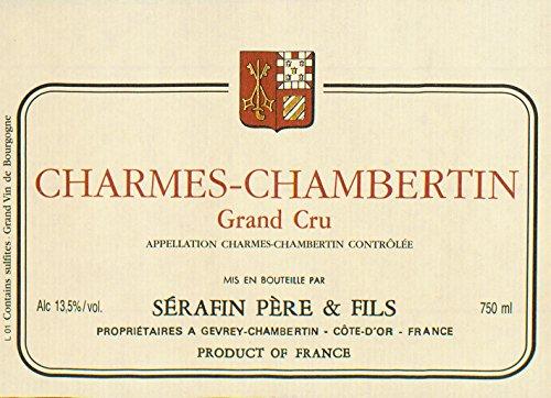 2007 Christian Serafin - Charmes Chambertin Grand Cru Burgundy 750 Ml