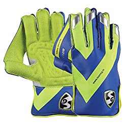 SG Club Wicket Keeping Gloves, Youth