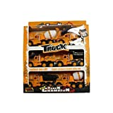 Bulk Buys Ob707 Friction Powered Construction Trucks Case Of 12