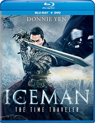 Blu-ray : Iceman: The Time Traveler (With DVD, 2 Pack)