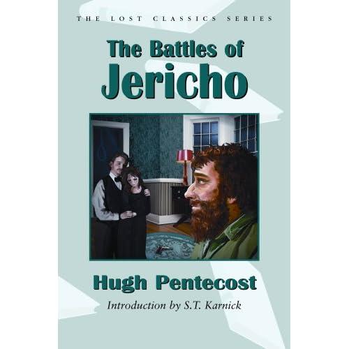 'Battles of Jericho' book cover art