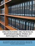 Dictionnaire Des Sciences Math Matiqu...