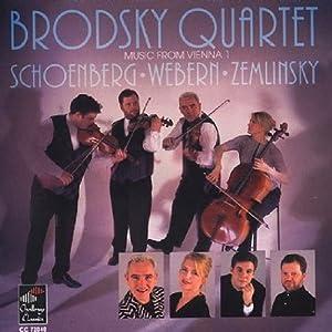Music from Vienna, Vol 1: Schoenberg/Webern/Zemlinsky