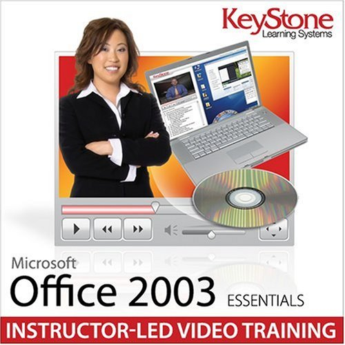 Microsoft Office 2003 Essentials - Instructor-Based Video Training