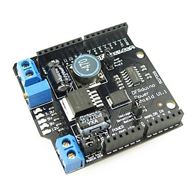 Zcl Power Shield ((For Arduino) Compatible)