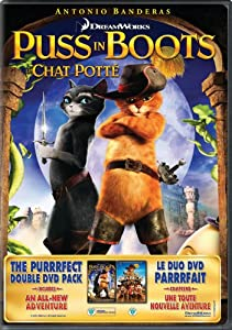 Puss in Boots: Double Pack (Puss in Boots / Puss in Boots: The Three Diablos) / Le chat potté duo (Le chat potté / Le chat potté: Les trois diablos) (Bilingual)