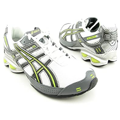 ASICS Gel-Frantic 3 White New Running Shoes Mens 11