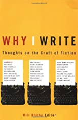 Why I Write