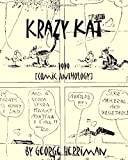 Krazy Kat 1919 [Comic Anthology] (1450582613) by Herriman, George