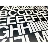 Buchstaben Zum Aufkleben Wetterfest : buchstaben und ziffern aufkleber selbstklebend ~ Watch28wear.com Haus und Dekorationen