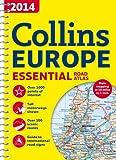 2014 Collins Essential Road Atlas Europe (International Road Atlases)