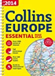 2014 Collins Essential Road Atlas Eur...