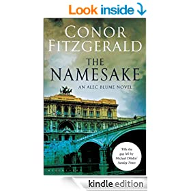 The Namesake: An Alec Blume Novel (Commissario Alec Blume 3)