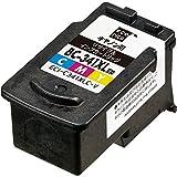 エコリカ リサイクルインクカートリッジ CANON 3色カラー 大容量タイプ BC-341XL ECI-C341XLC-V