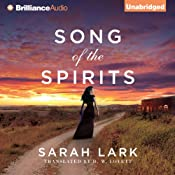 Song of the Spirits: In the Land of the Long White, Book 2 | Sarah Lark, D. W. Lovett (translator)