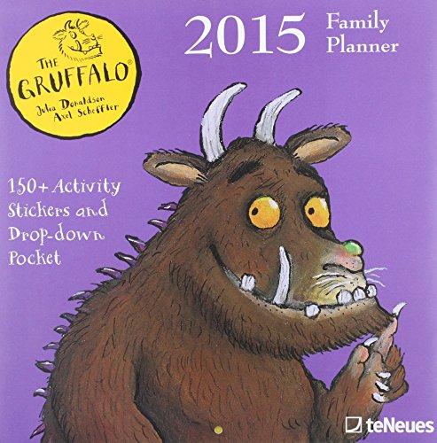 2015 Gruffalo Family Planner