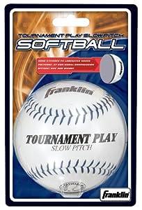 Franklin Sports Slow Pitch Tournament Softball