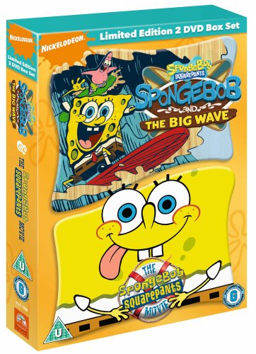 Spongebob Squarepants - Big Wave and Movie [Import anglais]