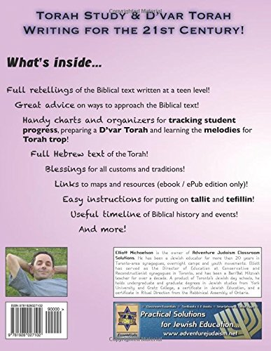 Bar/Bat Mitzvah Survival Guides: Be-Hukotai (Weekdays & Shabbat pm)