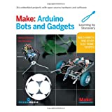 Make - Arduino Bots and Gadgetspar Tero Karvinen
