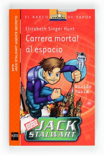 Carrera mortal al espacio (eBook-ePub) (Jack Stalwart - B.Vapor Na)