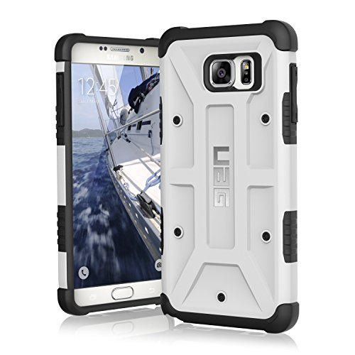URBAN ARMOR GEAR CASE FOR SAMSUNG GALAXY NOTE 5 - WHT  available at amazon for Rs.1499