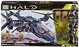 Mega Bloks - Halo - Flood Hunter's UNSC Falcon (97173) (Rare & Exclusive Item)
