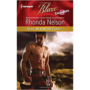 Real Men Wear Plaid by Rhonda Nelson