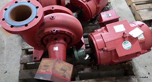 Series Pump W/ 40Hp Marathon Electric Ser. E Motor