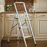 Ultralight Slimline 3-Step Ladder - Frontgate