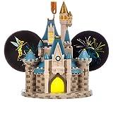 ディズニー Disney USディズニーストア公式 正規品 光る シンデレラ城 ライトアップ イヤー・ハット・オーナメント / イヤーハット / ディズニープリンセス / Ear Hat Ornament 飾り物 ファンタジア [並行輸入品]