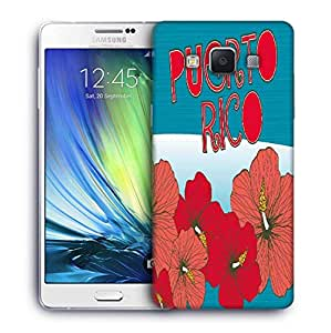 Snoogg Puerto Rice Designer Protective Phone Back Case Cover For Samsung Galaxy ON5