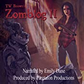 Zomblog II: Book 2 | TW Brown